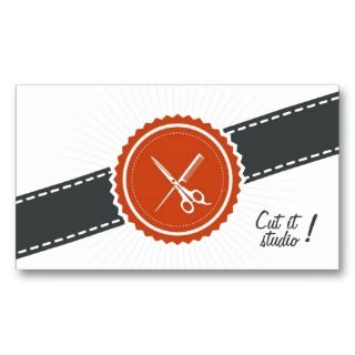 barbershop business card by winmaster view other hair business cards