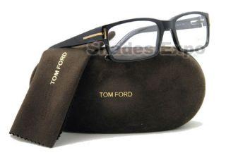 Tom Ford Eyeglass TF 5013 Black TF5013 B5 Optical RX