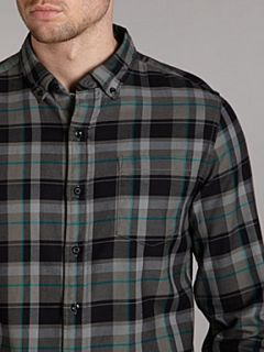 Homepage  Men  Shirts  Levis Plaid shirt