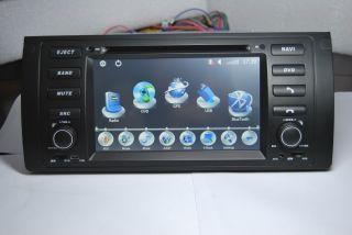 BMW E39 E53 x5 M5 Navigation DVD GPS Navi Radio iPod Audio CD Player