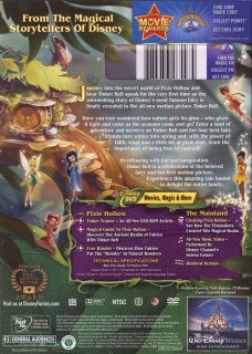 Tinker Bell DVD 2008 New Walt Disney Pictures