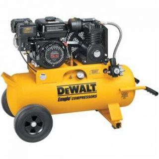 Dewalt Air Compressor 17 Gallon 5 5HP Honda Engine D55276 R