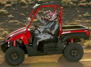 Red Shock Covers Kawasaki Mule 600 610 3000 3010 teryx 750 Set of 4