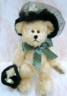 Boyds Bears Kelsey Jodibear Plush Arby Mohair 900209