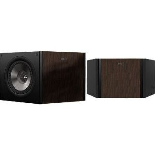New KEF Q800DS Surround Speakers 3 Way Dipole Surround Speaker Pair