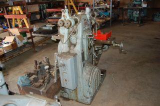 Kearney Trecker Model H Milling Machine Machining Equipment and Tools
