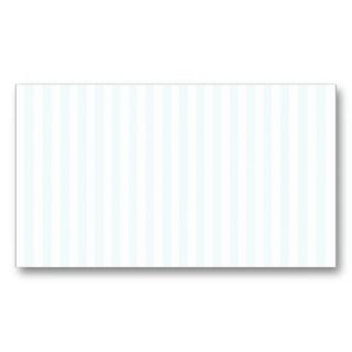 Blue White Stripes Pattern Business Card Templates