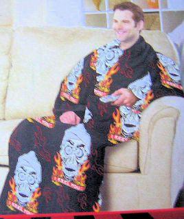 Jeff Dunham I Keel You Blanket Sleeves Throw Black