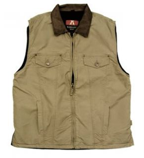 Kakadu Kelly Vest Concealed Carry Taupe Left or Right Hand