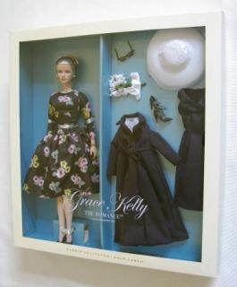 Grace Kelly The Romance Barbie Doll Silkstone Gold Label 2011 New