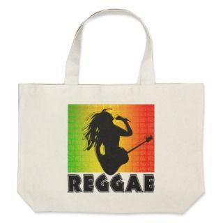 Reggae Music Rasta Rastaman CTC L.I.F.E. Tote Bag