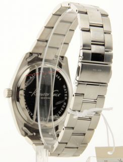 KC3884 Kenneth Cole Watch Mens New Date Stainless Steel Casual