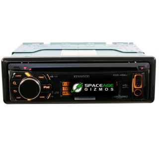 Kenwood KDC 452U in Dash CD  WMA Car Stereo Receiver with Pandora