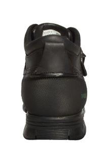 Ralph Lauren Mens Ankle Boots Dover III Black Leather Sz 11 M