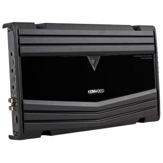 Kenwood KAC 2404s 500W 4 Channel Stereo Bridgeable Power Amplifier w