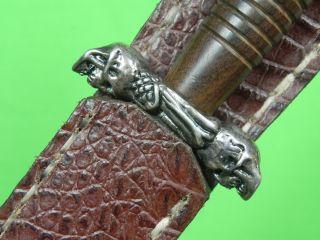 US Custom Hand Made Kevin L Hoffman Stiletto Fairbairn Sykes Style