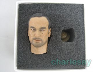 Figure Headplay Head Sculpt Ken Watanabe Inception Saito Japanese