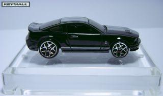 2007 2008 2009 Ford Mustang Black Silver Display Model