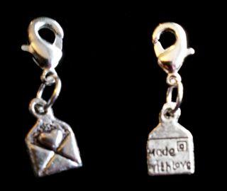 tibetan Silver Charms Reminder Bracelet Kick Counter Pregnancy