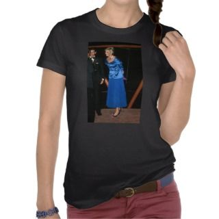 No.104 Princess Diana Australia 1988 T shirt