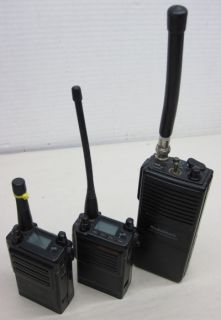Kenwood Radio Shack Hand Held Two Way Radios Batteries Chargers TK 340