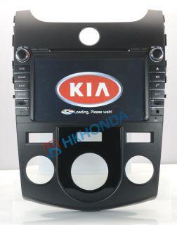 2009 2012 kia cerato .forte koup .kia shuma dvd gps bluethooth radio