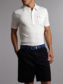 Original Penguin Jack Pocket Polo White