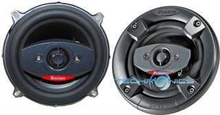 Boston Acoustics SX55 5 25 280W 2 Way Full Range Coaxial Car Stereo