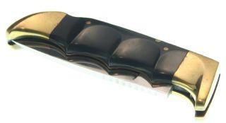 Vintage Kershaw Kai 1050 Folding Field Knife