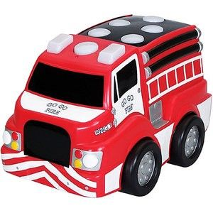 Kid Galaxy Press N GoGo Remote Control Fire Truck Toy