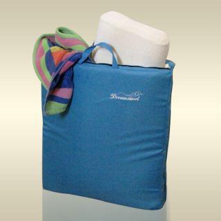 Kid Baby Memory Foam Sleeping Mat Nap Pad Foldable Bag