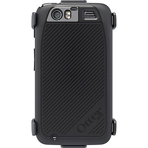 Otterbox Defender Case for Motorola Atrix HD MB886 Knight Gray Black