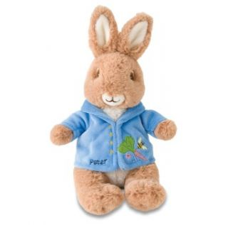 Kids Preferred Peter Rabbit 8 Plush Bean Bag Toy