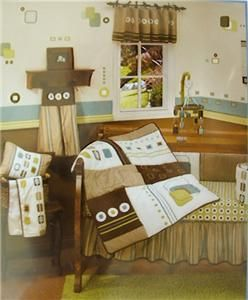 Wallies Removable Wall Stickers Kimberly Grant Spa Baby Modern Brown