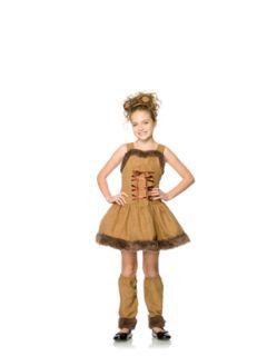 Wizard of oz Cuddly Lion Kids Halloween Costume