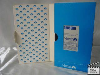 True Grit VHS John Wayne Glen Campbell Kim Darby 1969