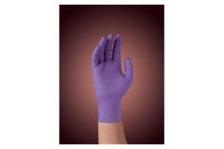 Kimberly Clark Purple Nitrile Exam Gloves Purple Large 55083 Gloves
