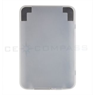 Clear TPU Skin Cover Case for  Kindle 3 WiFi 3G
