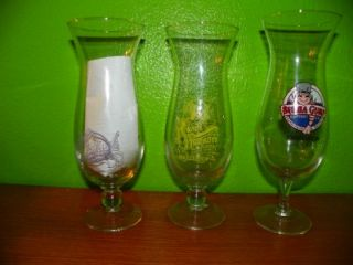 Souvenir Hurricane Glasses Bubba Gump Splash Rosie OGradyS