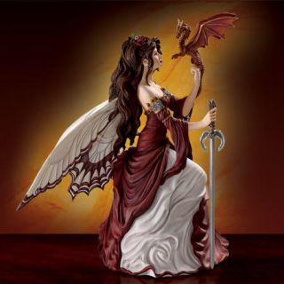 Kindred Spirits Nene Thomas Always Fairy Bell Figurine