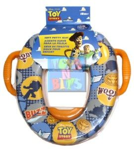 Disney Toy Story Kids Baby Toilet Potty Seat Cushioned