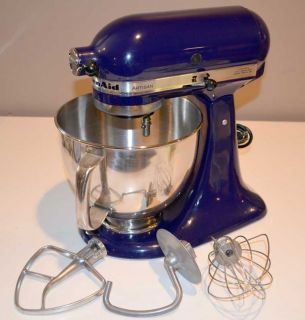 KitchenAid Artisan 5 Qt Stand Mixer KSM150PSBU Cobalt Blue Kitchen Aid