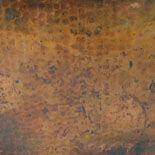 Custom Hammered Copper Range Hood Wall Kitchen Island