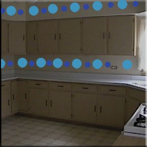 50 Polka Dots Vinyl Wall Decor Dot Stickers One Color