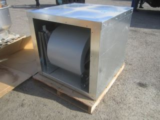 Greenheck Commercial Kitchen Hood Exhaust Ventilation System 2