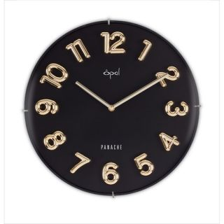 Opal Luxury Time Products Opal Floating Figures Clock