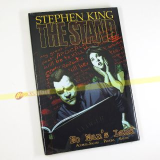 Stephen King The Stand No Mans Land Premium Hardcover
