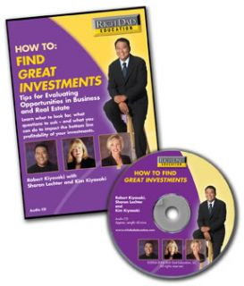 Kiyosaki Cashflow 101 202 for Kids Audiobooks Now in DVD