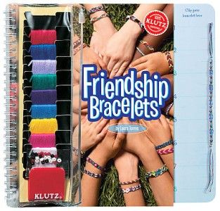Klutz Friendship Bracelets Book 1591747007