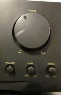 KLH R 3000 Am FM Stereo Radio Receiver Amplifier Tuner 2 Channel 200